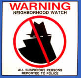 The Neighborhood watch eyes of Chatsworth.